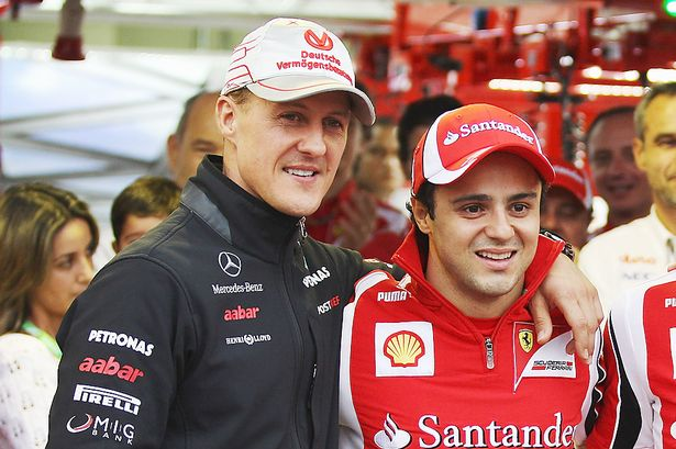 Michael-Schumacher-with-Felipe-Massa